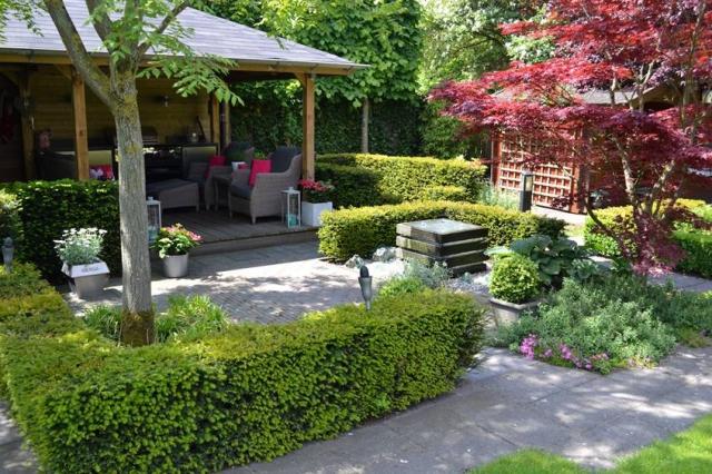 Kleine tuinen gallery overige weultjes kies voor de vakman - Tuin idee ...