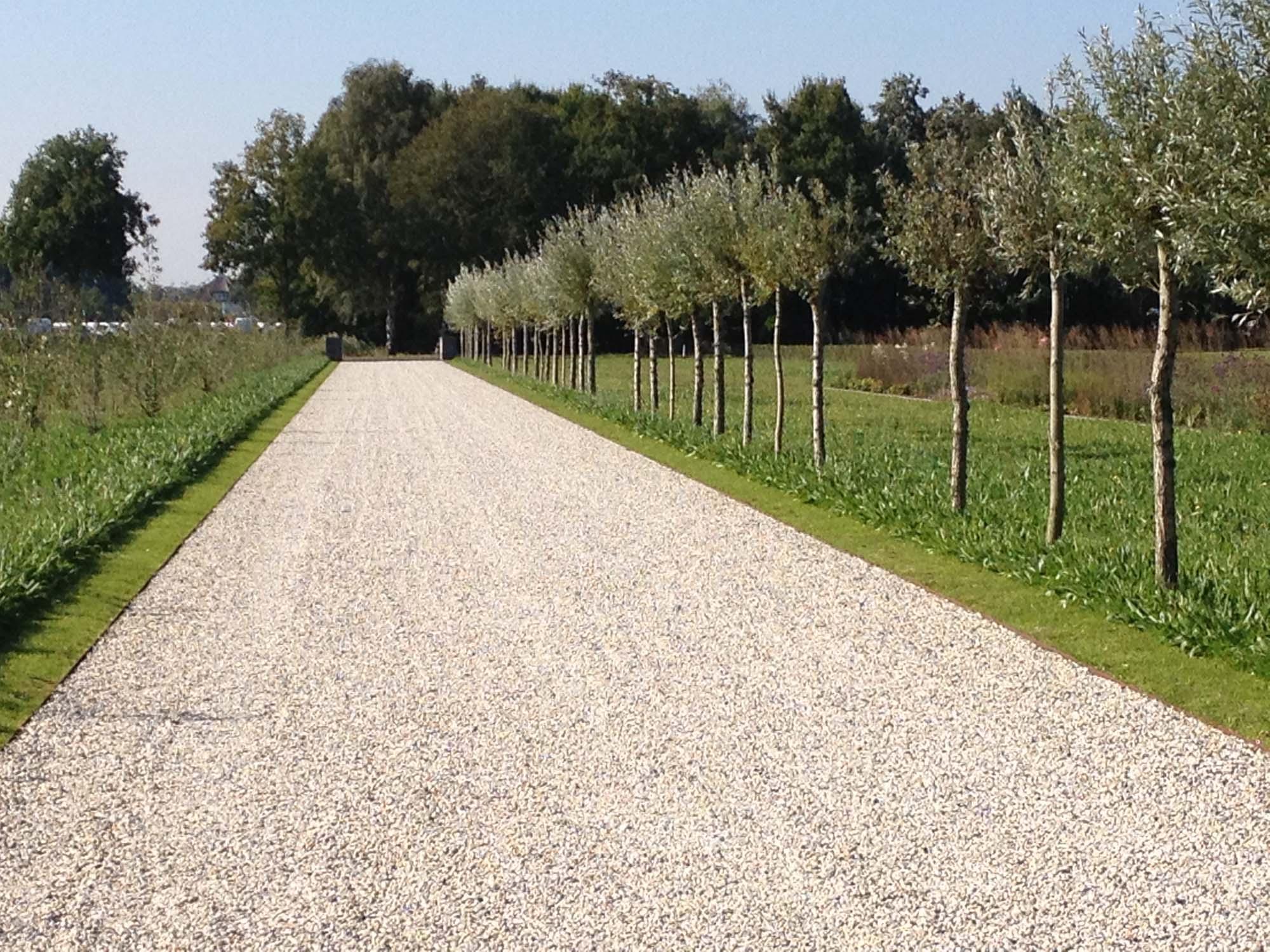 Leusden weultjes kies voor de vakman for Grind tuin